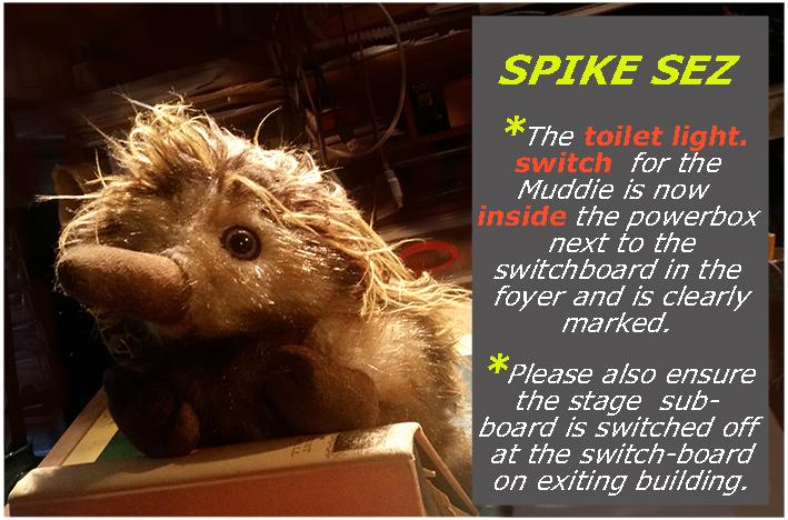 SPIKE BASE spike sez MESSAGE PIX MAY 2019